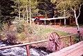 Wyoming - Absaroka Mountain Lodge - Jessica - June 1975 (8049509880).jpg