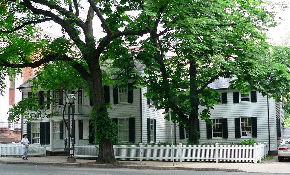Yale Elihu Club facade