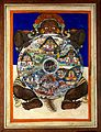 Yama, the Lord of Death, holding the Wheel of Life Wellcome V0017705.jpg