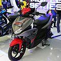Yamaha Aerox 125 LC - Jakarta Fair 2016 - June 21 2016.jpg