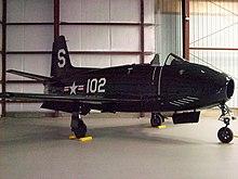 North American Fj 1 Fury Wikipedia