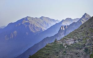 Jabal Haraz - Haraz Mountains