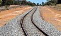 Yillimining approach railway line.jpg