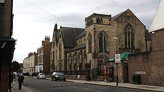 William Peachey - Baptist Chapel, Priory Street, York 1868