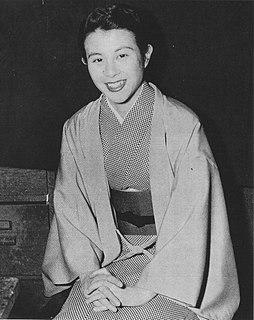 Yoshiko Kuga Japanese actress