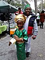 Young Nigerian Girl at Nigerian Independence Day, NYC, 2016, photo by Linda Fletcher Dabo.jpg