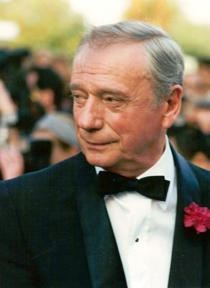 Yves Montand Cannes