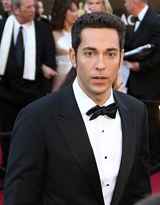 Zachary Levi - Levi at the 83rd Academy Awards in February 2011