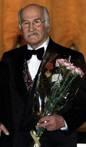 "Medal ""In Commemoration of the 850th Anniversary of Moscow"" - Recipient of the Medal ""In Commemoration of the 850th Anniversary of Moscow"" Theatre and cinema actor Vladimir Mikhailovich Zeldin."