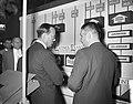 Zijne Koninklijke Hoogheid Prins Bernhard opent Internationale Bakkerijtentoonst, Bestanddeelnr 911-2373.jpg