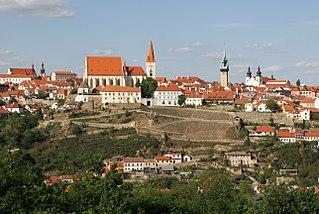 Znojmo Town in Czech Republic