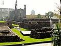 Zona Arqueológica, Plaza de Tlatelolco.jpg