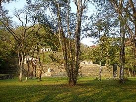 Археологическая зона Бонампак