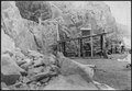 """Roosevelt Dam. Blacksmith shop and hoist."" - NARA - 294546.tif"