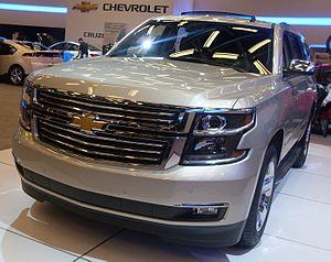 GMT K2XX - Image: '15 Chevrolet Tahoe (MIAS '14)