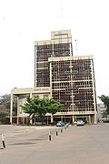 (Photo-walk Nigeria), Wide view picture of the senate building, UNILAG.jpg
