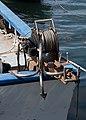 Áncora e mecanismo no porto do Carril-Vilagarcía de Arousa-Galicia-31.jpg
