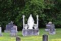 Église Bishop Stewart of the Holy Trinity - cimetière - monument.jpg