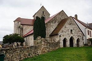 Dormans - Image: Église Soilly
