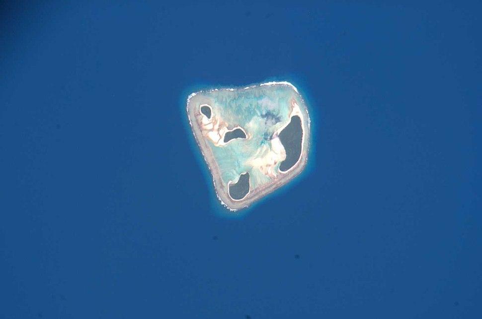 Îles Maria (ISS013-E-5001)