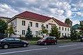 Ščarbakova street (Minsk) p01 — old hotel.jpg