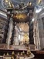 Балдахін-ківорій над гробницею св.Петра.jpg