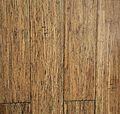 Бамбук прессованный, волокна слегка разного цвета, обработка эффект строгания и антик.jpg