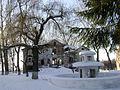 Барский дом в Горожанке 2010.JPG