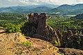 Белоградчишки скали изглед към Западна Стара планина.jpg