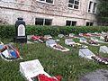 Братское кладбище советских воинов, умерших от ран в годы Великой Отечественной войны Мироносицкое кладбище Пенза.jpg