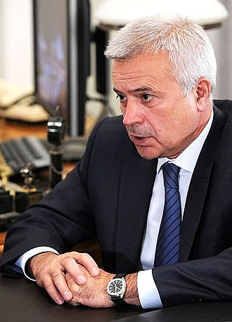 Lukoil - Vagit Alekperov, CEO and founder of Lukoil