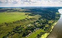 Городище Старая Рязань. Вид со стороны Оки.jpg