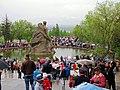 День Победы в Волгограде. Мамаев курган - panoramio.jpg