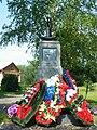 Деревня Низино, памятник защитникам Ленинграда (27.07.2010) - 3.JPG