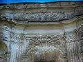 Дзятлава, палац Радзівілаў, аздоба франтону.jpg
