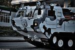 ЗРК 9К331МДТ Тор-М2ДТ на базе двухзвенного гусеничного транспортера ДТ-30ПМ - Тренировка к Параде Победы 2017 01.jpg