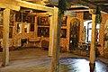 Замок Радомисль. Музей української домашньої ікони. Фрагмент експозиції - ікони.jpg