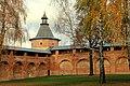 Зарайск, Кремль, угловая башня, стены1.jpg