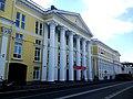 Здание 1-ой мужской гимназии (г. Казань, ул. К.Маркса) - 1.JPG