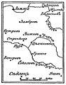 Карта к статье «Нур». Военная энциклопедия Сытина (Санкт-Петербург, 1911-1915).jpg