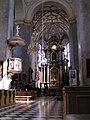Костел Св.Лаврентія 1604-1620рр. (інтер'єр), пл.Вічева, м.Жовква.JPG