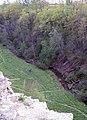 Крепость в Копорье, вид с башни на долину речки Копорка - panoramio.jpg