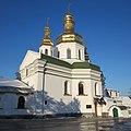 Лаврська, 9 Здвиженська церква. Січень 16.jpg