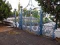 Михайловская церковь - ограда, Плавни.JPG