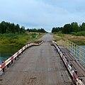 Мост через Лузу, пос. Коржинский - panoramio.jpg