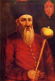 Hetman of Ukrainian Cossacks