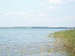 Плещеево озеро. Берег у с. Веськово.JPG