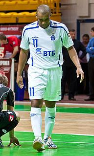 Cirilo (futsal player) Brazilian footballer