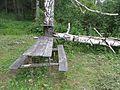 Стоянка у истока Б.Кизила - panoramio.jpg