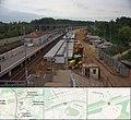 Строительство 4 главного пути Реутово - Железнодорожная (15006597438).jpg
